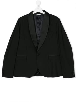 Manuel Ritz Kids Teen single-button blazer