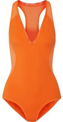 Bond Cutout Swimsuit - Orange JADE Swim Cheap Sale 2018 Newest Buy Cheap Big Discount Visit New Cheap Online Clearance Explore Official Site Cheap Online VM1Tle5Aml