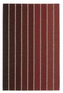 """Chilewich Stripe Shag Doormat, 18"""" x 28"""""""