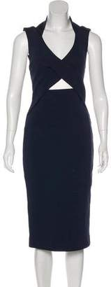 Nicholas Bodycon Cutout Dress