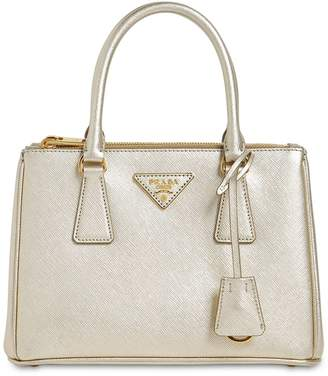 Prada Small Galleria Saffiano Leather Bag