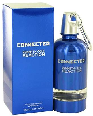 Kenneth Cole New York Kenneth Cole Reaction Connected for Men-4.2-Ounce EDT Spray