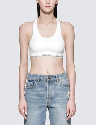 Calvin Klein Underwear Cotton Brassiere