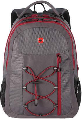 Swiss Gear Slate & Crimson Backpack