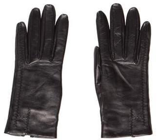 Hermes Lambskin Gloves w/ Tags