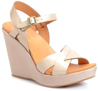 Kork-Ease Bette 2.0 Platform Sandal $150 thestylecure.com