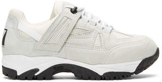 Maison Margiela White Security Sneakers