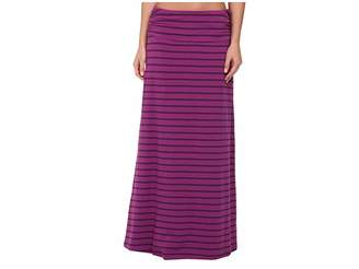 The North Face Ava Maxi Skirt (Magic Magenta