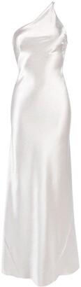 Galvan Roxy long evening dress