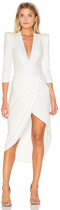 Zhivago Eye Of Horus Midi Dress