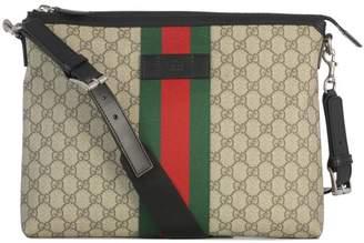 Gucci Supreme Medium Shoulder Bag