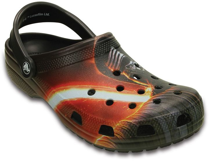 Crocs Classic Star Wars Kylo Ren Adult Clogs