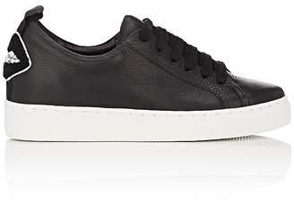 Helena & Kristie Women's Bacio Leather Sneakers