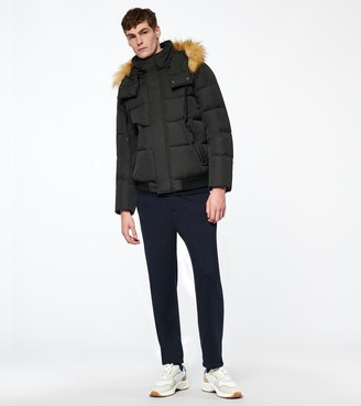 Andrew Marc CLERMONT MATTE DOWN BOMBER