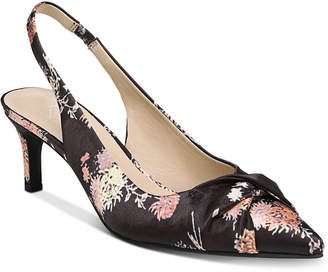 Franco Sarto Dianora Slingback Pointed-Toe Pumps Women's Shoes