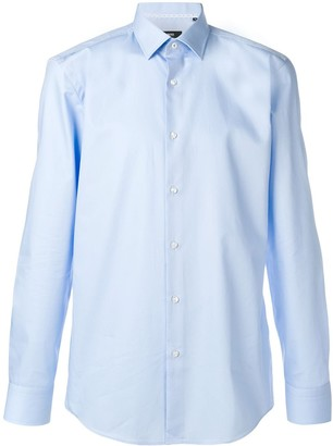 HUGO BOSS slim-fit formal shirt