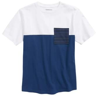 Tucker + Tate Stripe Pocket T-Shirt