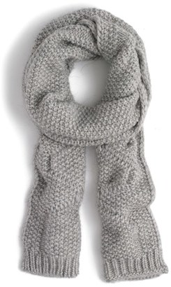 Women's J.crew Cable Knit Scarf $59.50 thestylecure.com