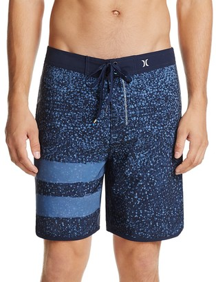 Hurley Phantom Block Party Board Shorts $65 thestylecure.com