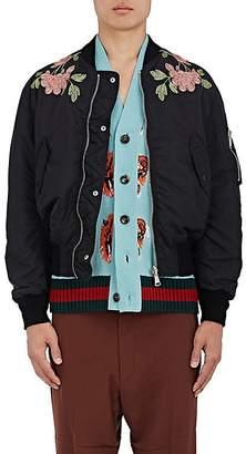 "Gucci Men's ""Modern Future"" Bomber Jacket"