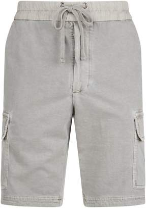 James Perse Cotton Cargo Shorts