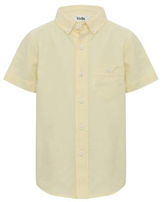 M&Co Oxford short sleeve shirt