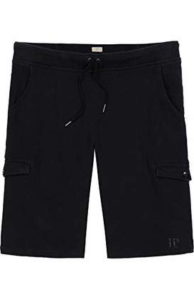 JP 1880 Men's Big & Tall Knit Cargo Shorts 720217 10-L