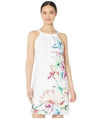 Tommy Bahama Flora Dei Marmi Halter Dress