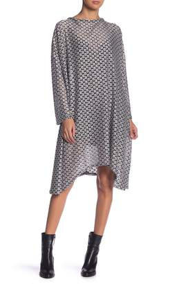 Couture Go Boatneck Shift Dress