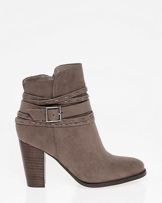 Le Château Round Toe Ankle Boot