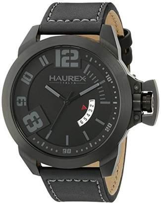 Haurex Italy Men's 6N509UJN Storm Analog Display Quartz Watch