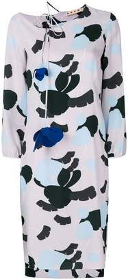 Marni Havana print dress