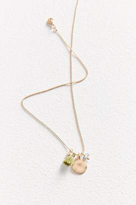 Urban Outfitters Cluster Charm Necklace