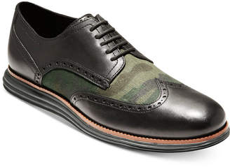 Cole Haan Men's Original Grand Shortwing Oxfords