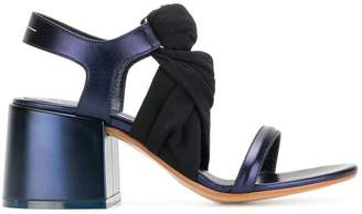 MM6 MAISON MARGIELA chunky-heel knot sandals