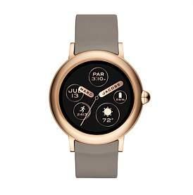 Marc Jacobs Riley Beige Smartwatch