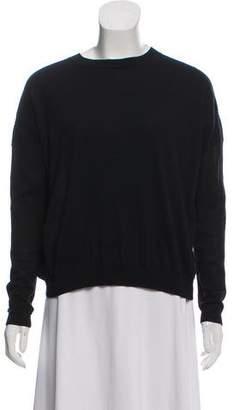 Acne Studios Long Sleeves Crew Neck Sweater