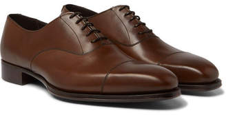 Kingsman + George Cleverley Harry Leather Oxford Shoes