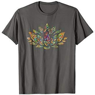 Namaste Lotus Flower Yoga Meditation Om T-Shirt