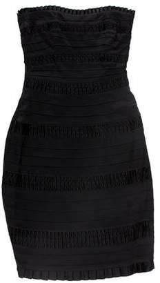 Temperley London Pleated Mini Dress w/ Tags
