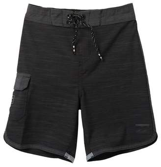 Billabong 73 X Board Shorts (Toddler & Little Boys)