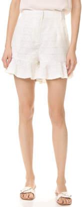 J.o.a. Ruffle Shorts