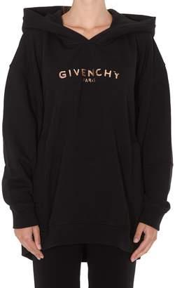 Givenchy Logo Paris Vintage Hoodie