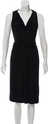 Couture St. John Sleeveless Slip Dress