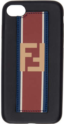 Fendi Black Leather Forever iPhone 6 Case