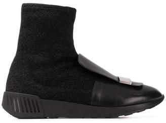 Sergio Rossi sr1 sneaker boots