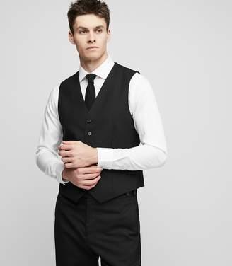 Reiss BRAVO Modern-fit waistcoat