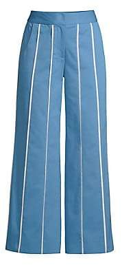 Derek Lam Women's Wide-Leg Culottes