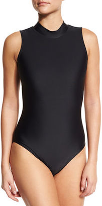Cover UPF 50 Sleeveless One-Piece Swimsuit $170 thestylecure.com