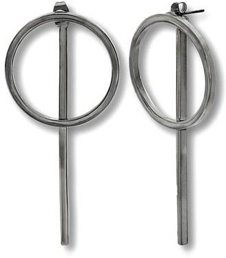 Women's Steve Madden Geometric Front/back Earrings $24 thestylecure.com